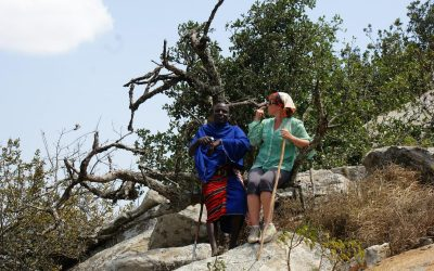 What a Tanzanian wildlife guide taught me about opportunity